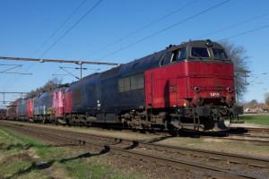 Billedet er taget af fotografen fra togbilleder.dk.